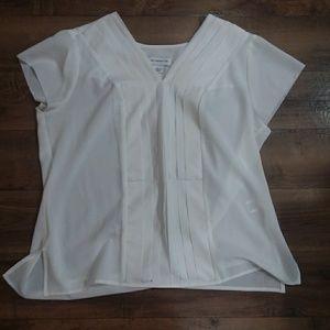 Liz Claiborne White dress shirt